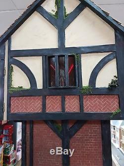 Tudor dolls house 11/2 scale
