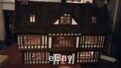 Tudor dolls house Original Robert Stubb