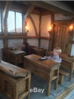 Tudor school house from the Tudor Workshop