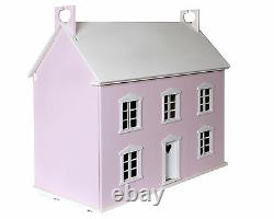 Tulip Cottage Dolls House 112 Scale Unpainted Collectable Dolls House Kit