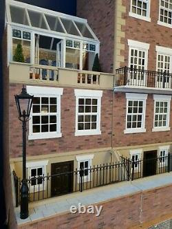 Very Large Dolls House 5 floors and 13 rooms with all furniture and accessories
