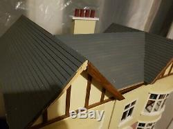 Very Large Dolls House Emporium Fairbanks Collectable. Discontinued. More to Add