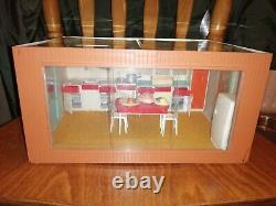 Vintage 1960s Triang Jennys Home Doll's House Kitchen Set Room & ACCESSORIES