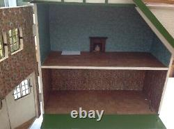 Vintage Lines Bros Triang 1924 Dolls House
