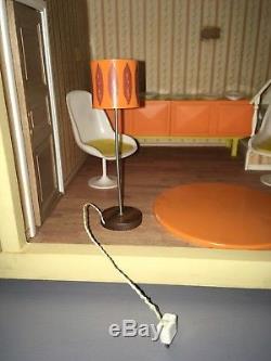 Vintage Lundby Dolls House Electric