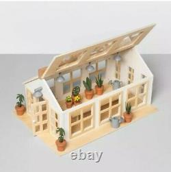 Wooden Toy Greenhouse Hearth & Hand with Magnolia Wood Doll house