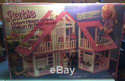 XXL Grande Casa Delle Bambole Barbie Villa 1 mt x 0.91 spedizione gratuita